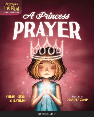 Princess Prayer His Little Princes