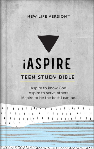 #B-NLV Aspire Teen Study Bible