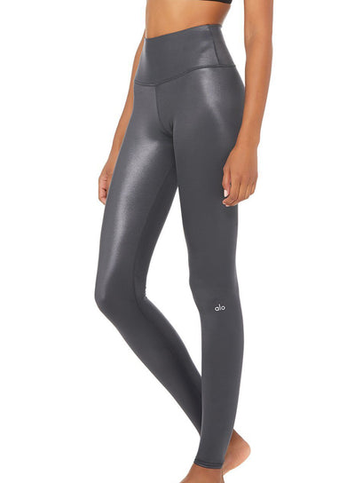 ALO HIGH WAIST SHINE LEGGING