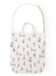 AURA ATHLETICA PRINTED TOTE BAG