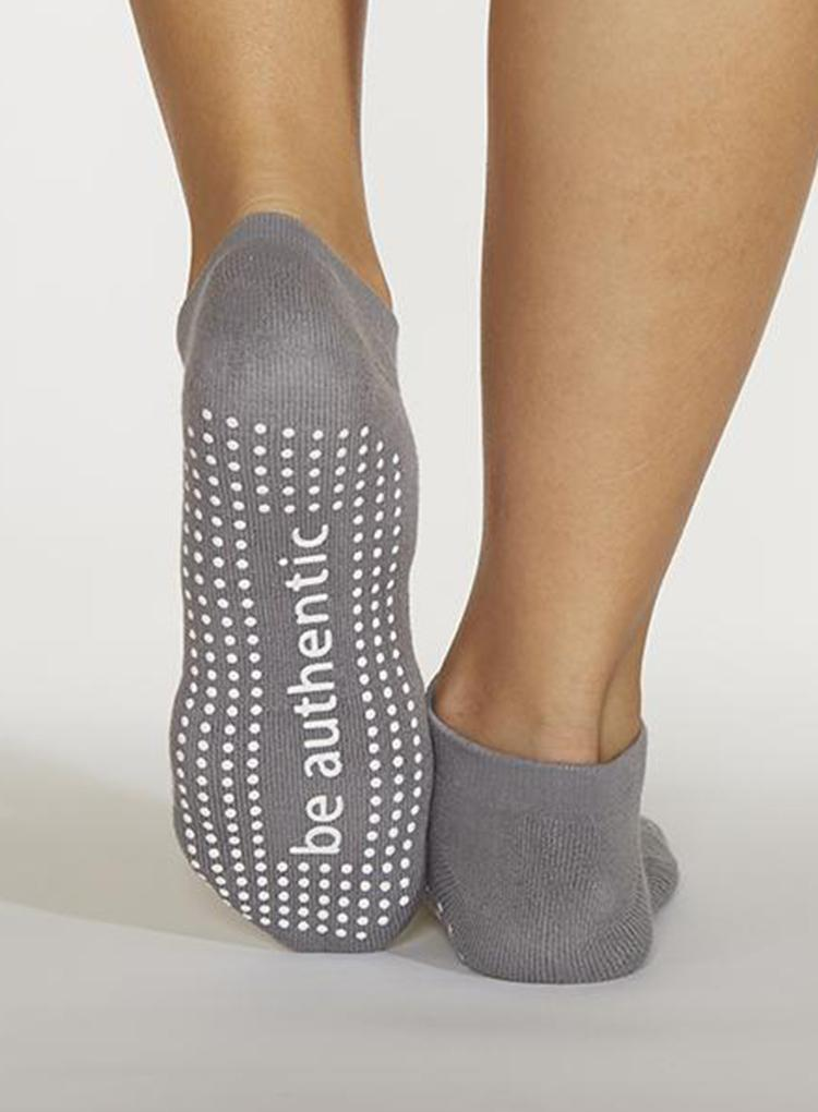 STICKY BE SOCKS BE AUTHENTIC GRIP SOCK