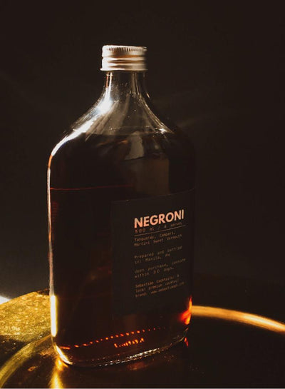 Sebastiao Cocktails Negroni 500ml