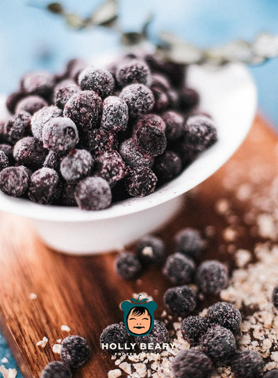 HOLLY BEARY FROZEN BLUEBERRIES