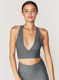 SPIRITUAL GANGSTER GOOD VIBES SPORTS BRA