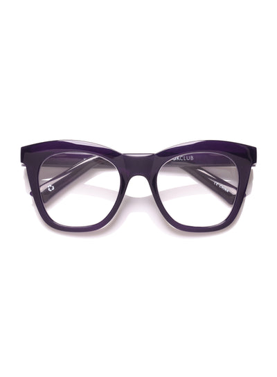 THE BOOK CLUB HARLOTS BED BLUE LIGHT GLASSES