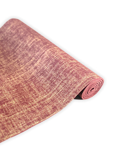 FLOW FITIQUE HEMP MAT