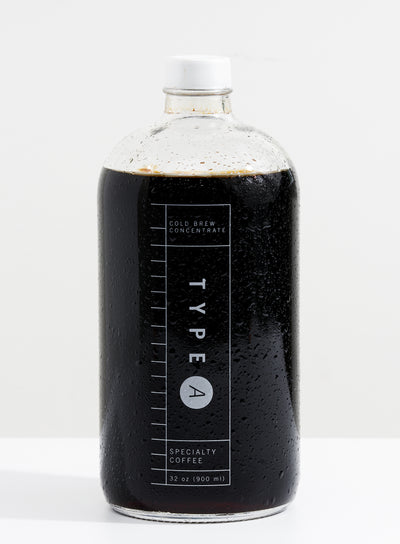 Type A Cold Brew Concentrate