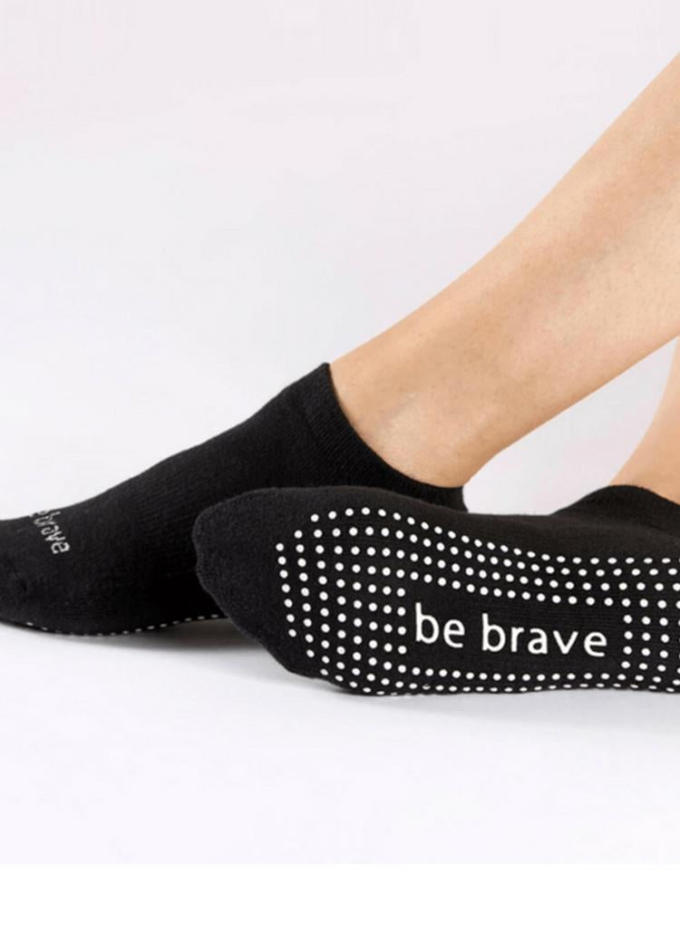 STICKY BE SOCKS BE BRAVE GRIP SOCK