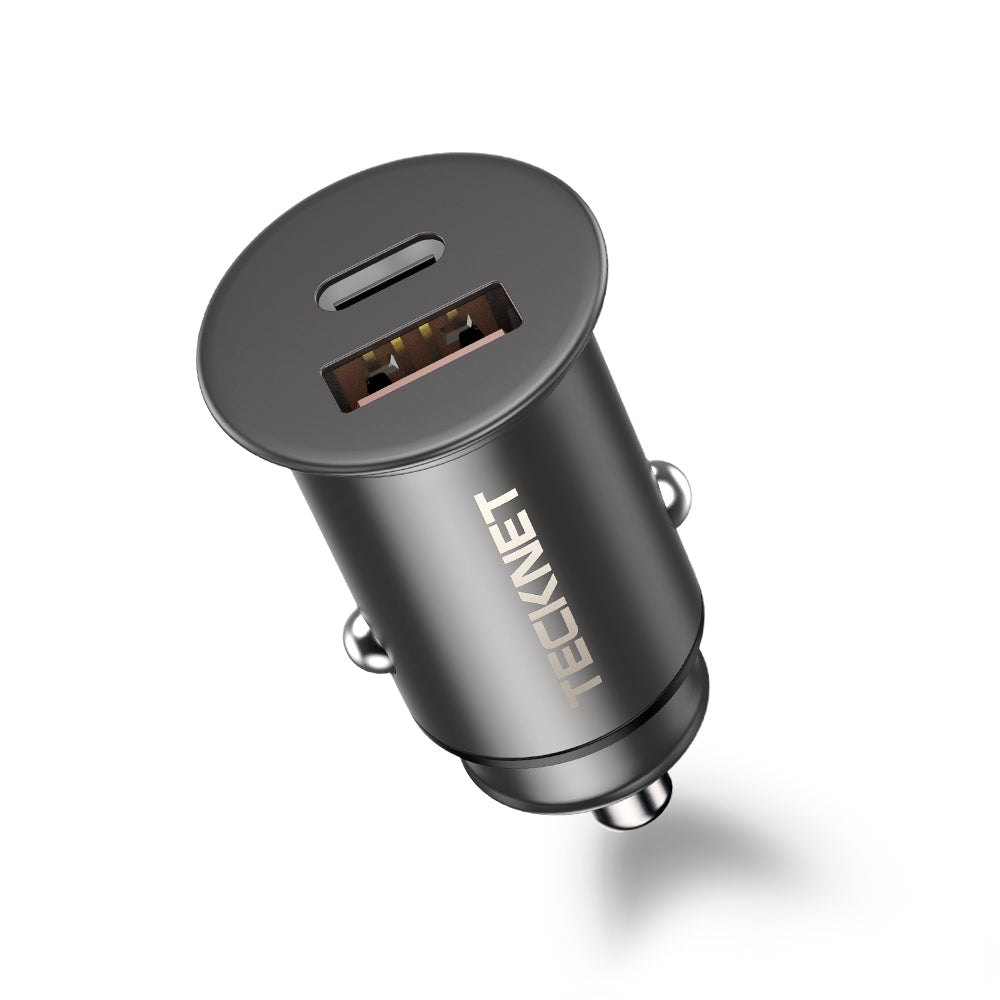 TECKNET 5A/30W USB C Car Charger