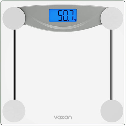VOXON Digital Body Weight Bathroom Scales with LED Display - smartekbox