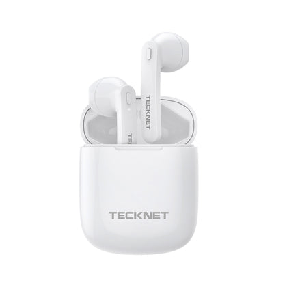 TECKNET Wireless True Bluetooth 5.0 Earbuds TWS Headphones, 40H Playtime - smartekbox