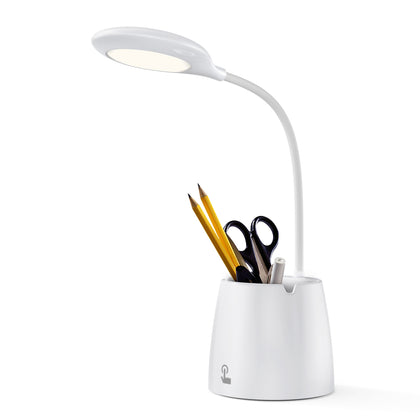 VOXON LED Desk Table Night Light Reading Lamp for Home Office - smartekbox