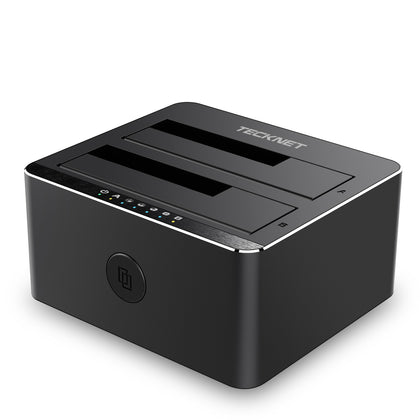 TECKNET Docking station USB 3.0 Super Speed for Hard Drives - smartekbox