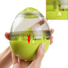 Zellar Treat Dispensing Dog Toy Ball Food Dispenser Slow Eating Ball