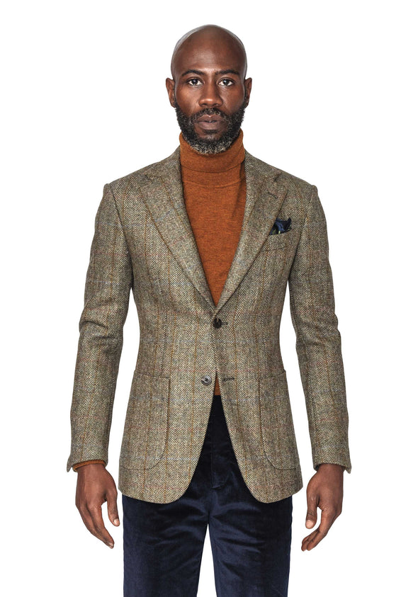 Jameson Green Tweed Jacket
