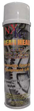 Gear Head Open Gear & Cable Lubricant - 4 Cans