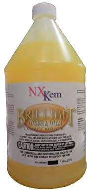 Brilliant Automotive Wash & Wax Concentrate - 2 Gallons