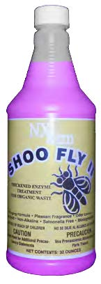 SHOOFLY II THICKENED FLYING INSECT CONT - 4 QUARTS
