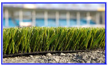 Artificial Turf Can Be Cleaned With 891 Arena Disinfectant