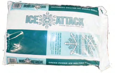 Ice Attack Ice Melt - 50 lb Bag