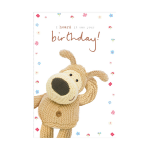 Open Birthday Cards