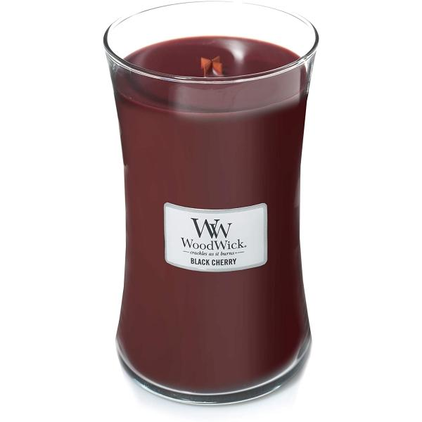WoodWick Large Jar Black Cherry