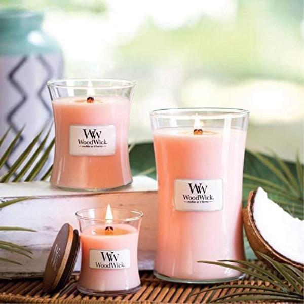 WoodWick Medium Jar Rose