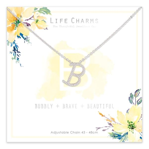 B Is For.. Necklace