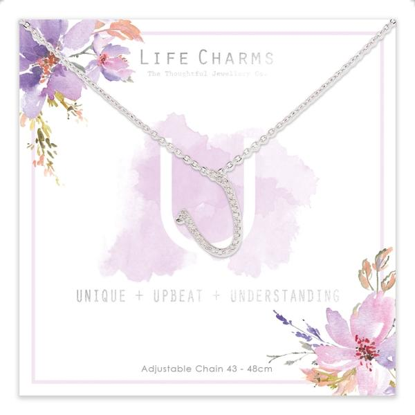 U Is For.. Necklace