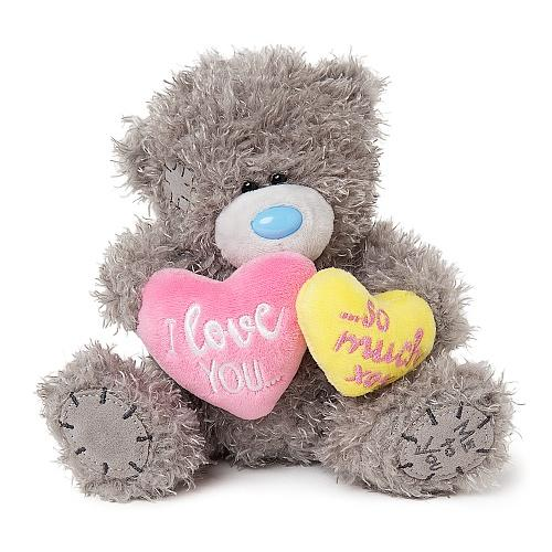 "7"" I Love You So Much Me to You Bear"