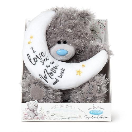 "9"" Love You to the Moon and Back Tatty Teddy"