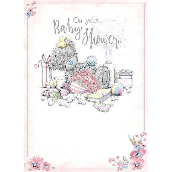 On Your Baby Shower Card