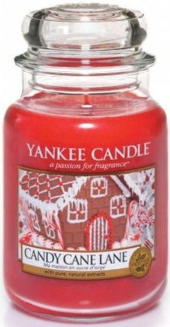 Yankee Candle Large Jar Candy Cane Lane