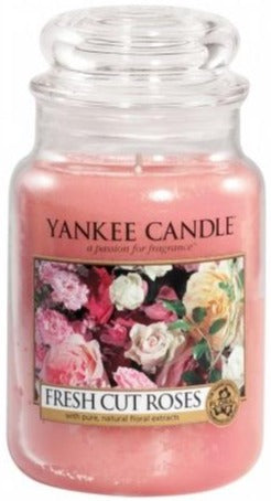 Yankee Candle Large Jar Fresh Cut Roses