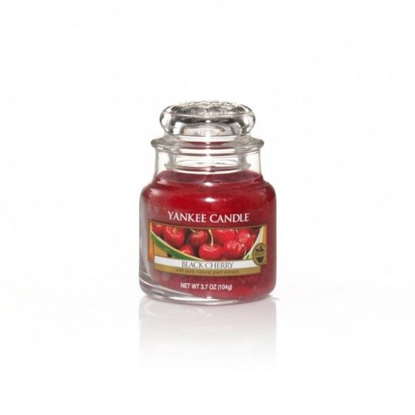 Yankee Candle Small Jar Black Cherry