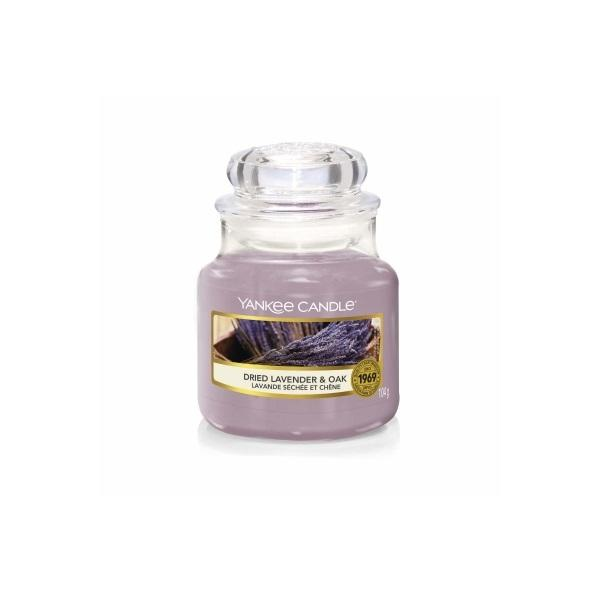 Yankee Candle Small Jar Dried Lavender & Oak