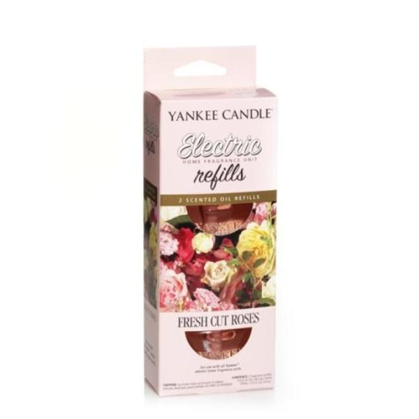 Yankee Candle ScentPlug Refill Fresh Cut Roses