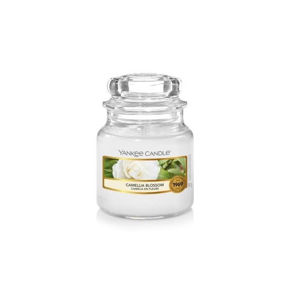 Yankee Candle Small Jar Camellia Blossom