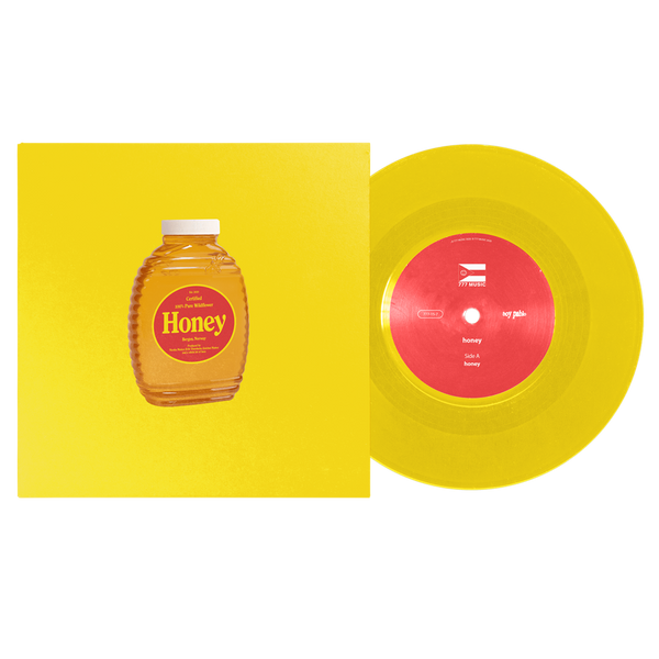 Boy Pablo - Honey /JD's Song (Limited Edition Yellow 7