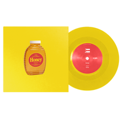 "Boy Pablo - Honey /JD's Song (Limited Edition Yellow 7"")"