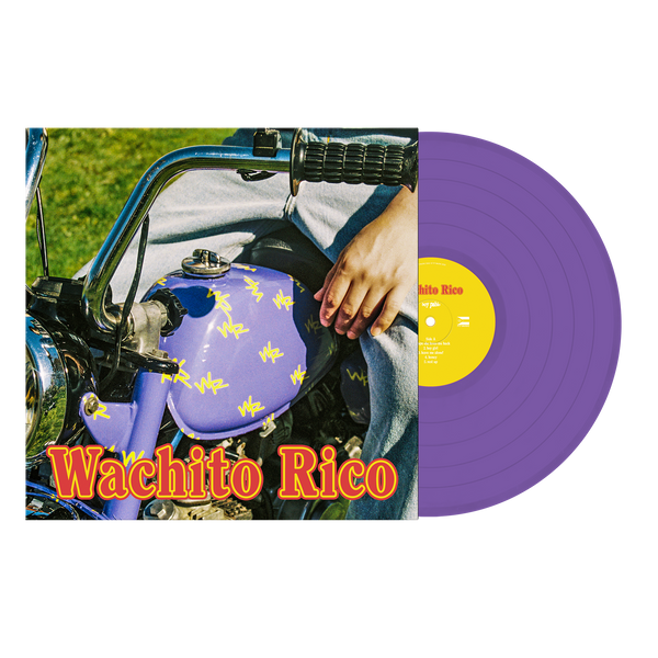 Boy Pablo - Wachito Rico (Limited Edition Purple Vinyl)