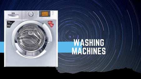 All washing machine - Mahajan Electronics Online