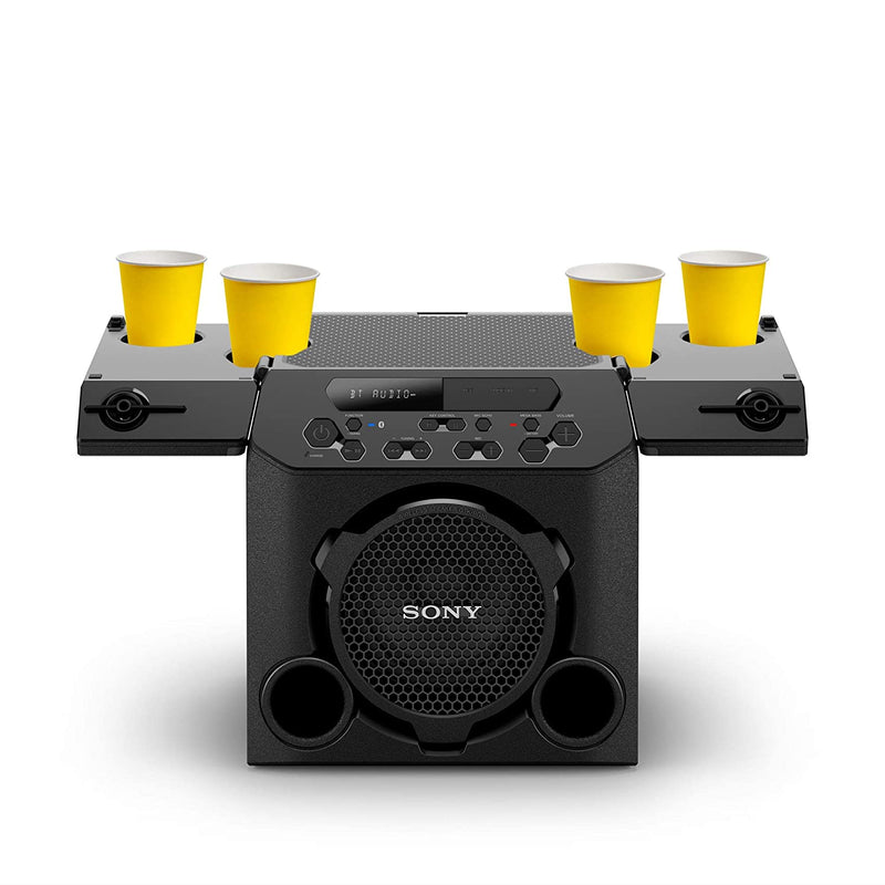 Sony GTK-PG10 Wireless Party Speaker with Built-in Battery -Black - Mahajan Electronics Online