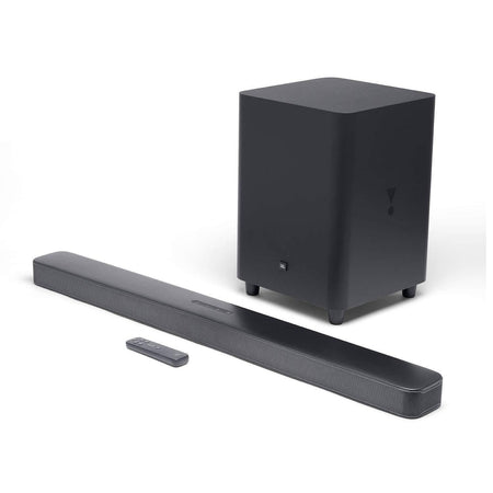 JBL Bar 5.1 Channel Soundbar  (Bar 5.1 Surround)(BAR51IMBLKIN) - Mahajan Electronics Online