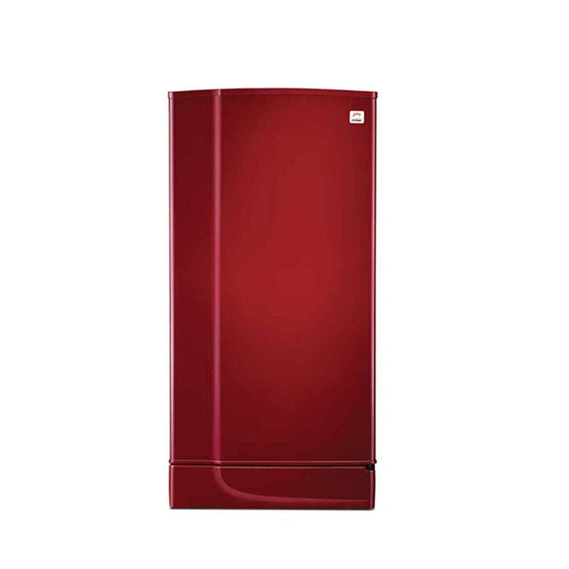 Godrej RD EDGE 205B WRF Steel WINE 190 ltrs 2 Star Fixed Speed Refrigerator - Mahajan Electronics Online
