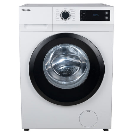 Toshiba Washing Machine  7.5Kg, Real Inverter, The Great Waves Technology, Color Alive  MODEL NUMBER : T01 Series - Mahajan Electronics Online