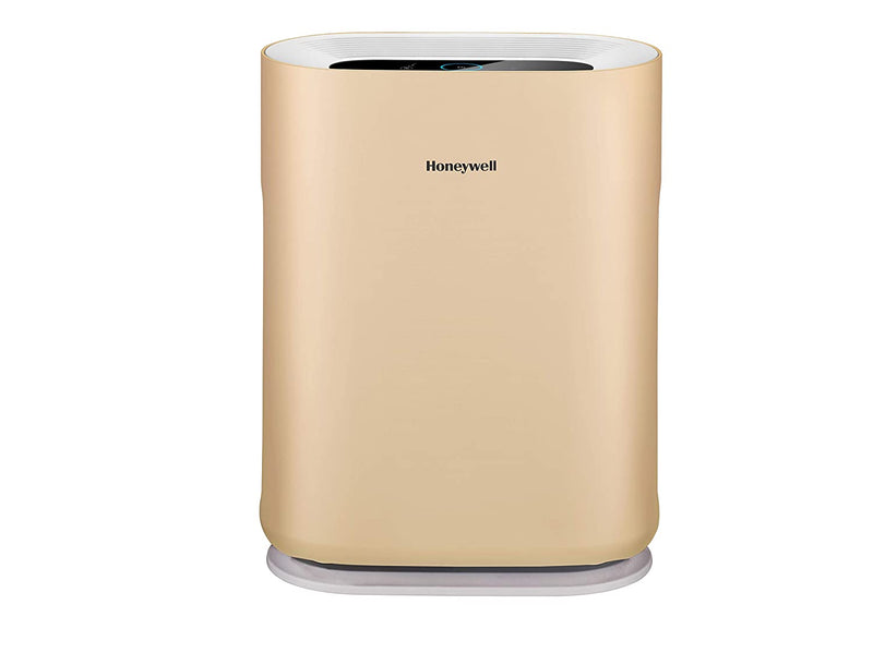 Honeywell Air Touch A5 53-Watt Room Air Purifier (Champagne Gold) HAC25M1201G - Mahajan Electronics Online