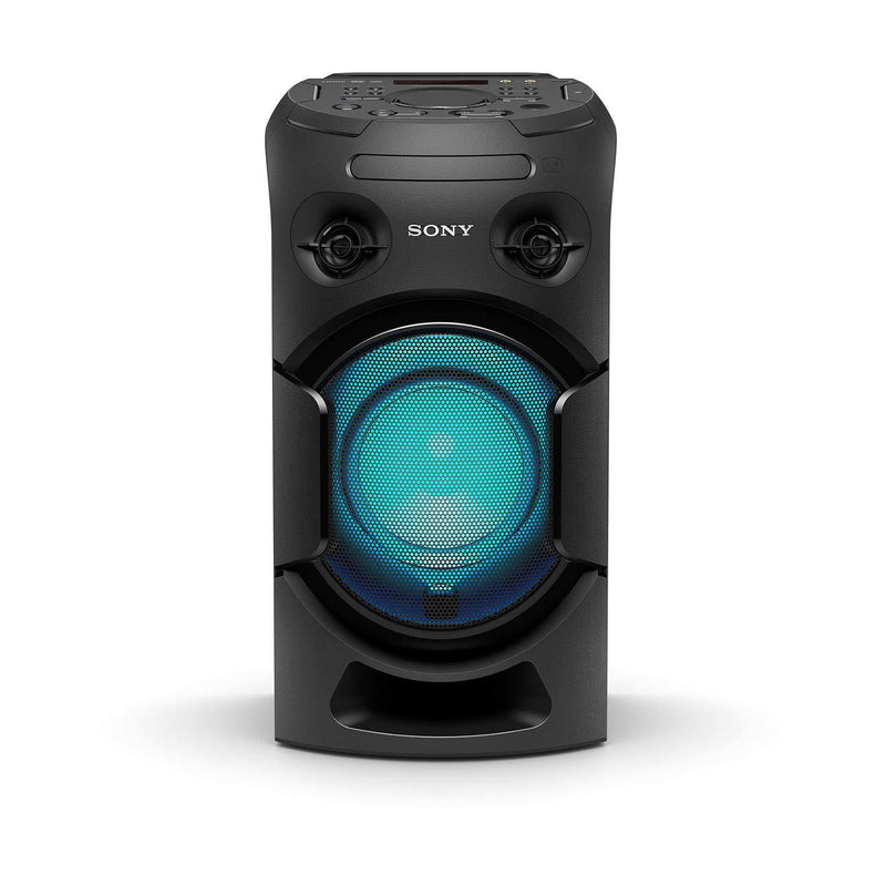 Sony MHC-V21D High Power Portable Party System (Black) - Mahajan Electronics Online