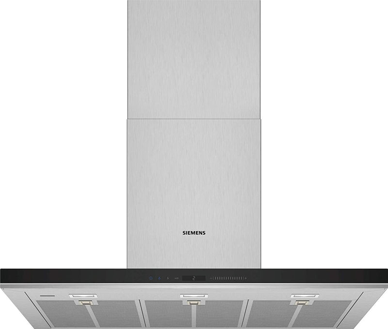 Siemens iQ700 LC91BUV50 Cooker Hood 920 m³/h Wall-Mounted Stainless Steel A+ - Cooker Hoods (920 m³/h, Ducted/Recirculating, A, A, B, 64 dB) - Mahajan Electronics Online