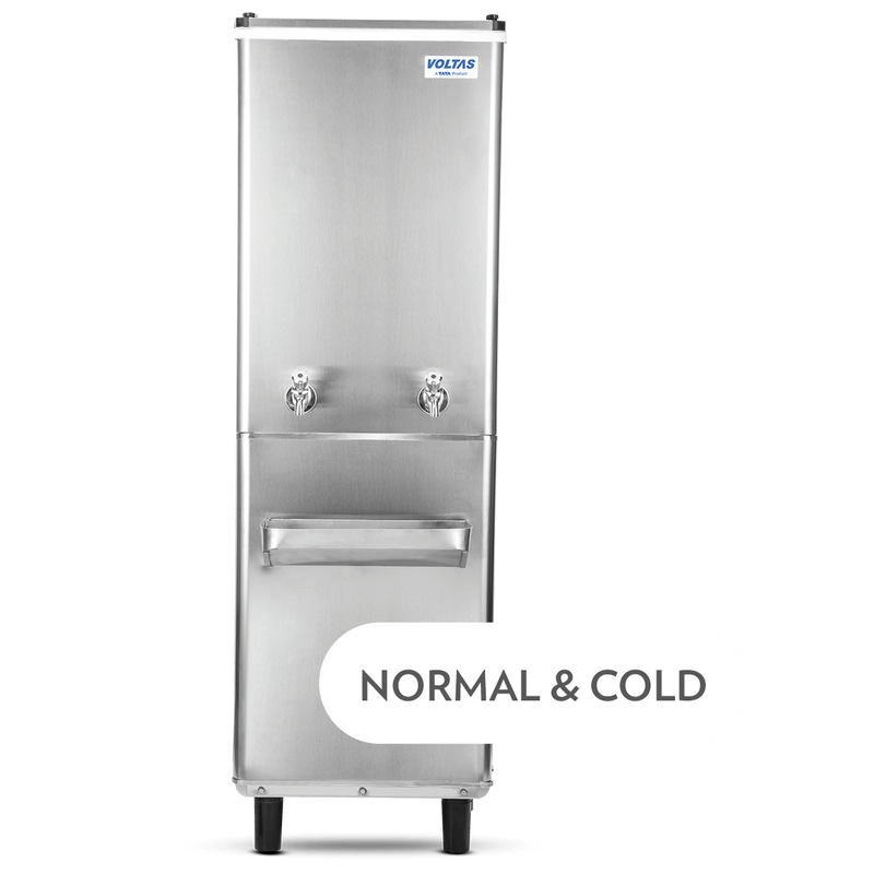 Voltas Normal & Cold Water Cooler FS40/80 - Mahajan Electronics Online
